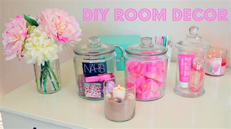 Handmade Room Decorations - diy girly bedroom decor home everydayentropy