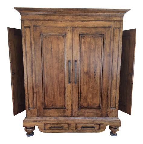 custom armoire custom armoire chairish