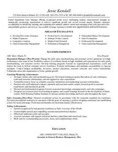Sample Resume For Retail Associate retail sales associate resume whitneyport daily com