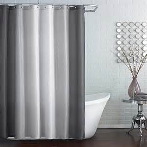 Grey Shower Curtains Buy Blaire Shower Curtain In Grey From Bed Bath Beyond