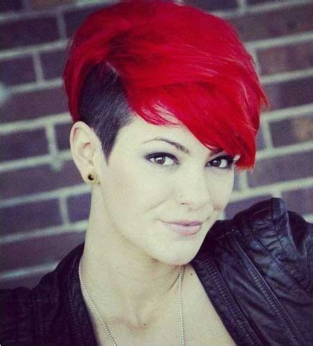 colored undercut 1000 ideas about undercut hairstyles on