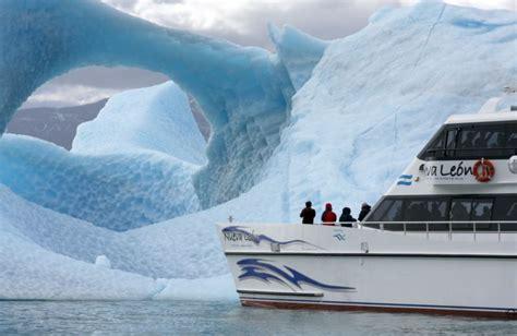 rios de hielo boat trip perito moreno glacier day tour book now tangol