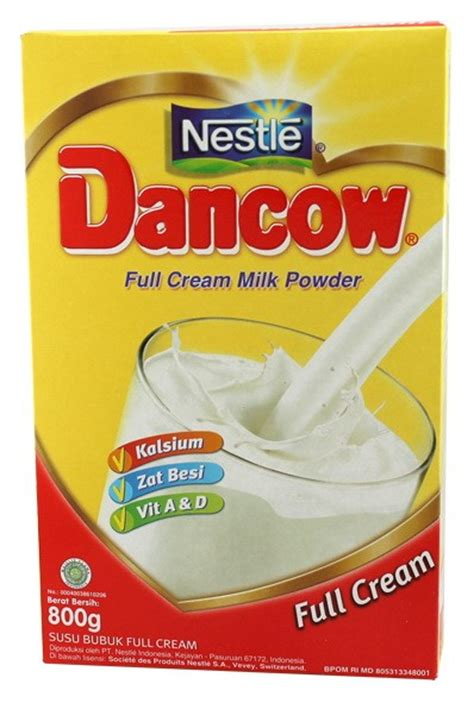 Dancow Fortigro Instant 800 G rsp s october 2012