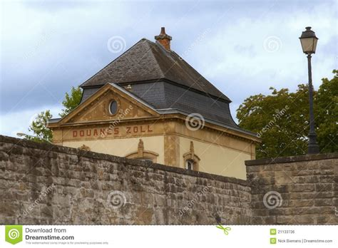 Customs Office by German Customs Office Royalty Free Stock Image Image 21133736