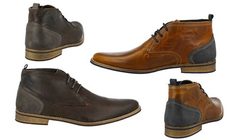 mens boots deals s detox by bullboxer boots groupon goods