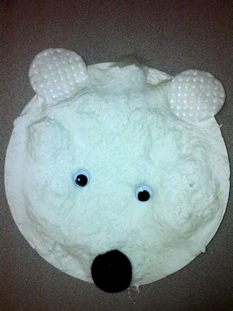 Paper Plate Polar Craft - 17 best images about theme on crafts