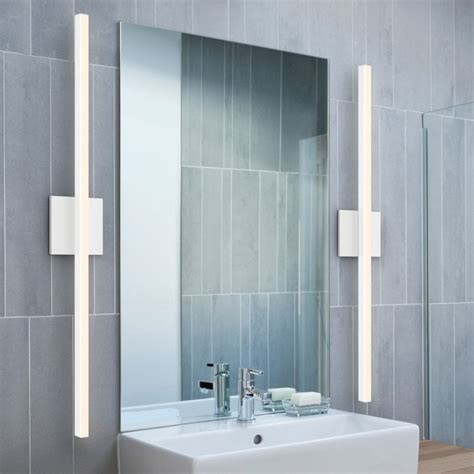 led bath bar lighting design necessities lighting a modern lighting design