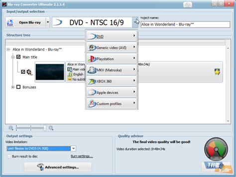dvd format exe blu ray converter ultimate indir blu ray format