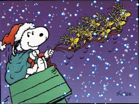 imagenes navideñas animadas de snoopy divertidas tarjetas navide 241 as con snoopy para compartir