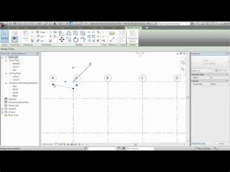revit tutorial grid revit 2017 tutorial for beginners general overview