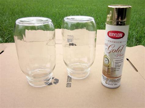 diy gold glitter jars diy gold glitter jars