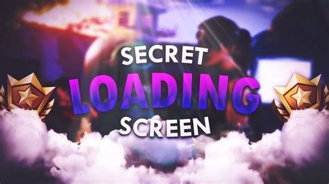 fortnite unlockables how to unlock new secret loading screen in fortnite