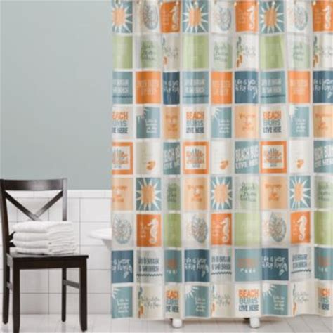 are peva shower curtains safe buy beach shower curtains from bed bath beyond