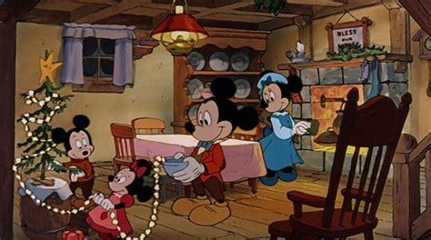 Mickey Mouse Carol - the many character cameos in mickey s carol oh