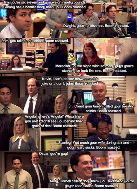 boom roasted just for the office