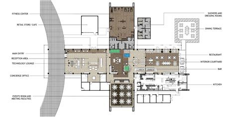 clubhouse layout plan costa rica real estate bot 225 nika resort costa rica curio