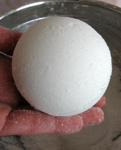 bathtub fizzy balls bath bomb recipe
