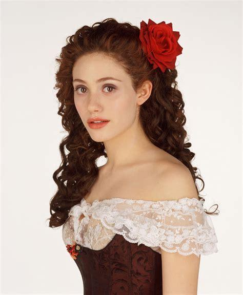 emmy rossum in phantom of the opera a whispered wish woman crush wednesday emmy rossum