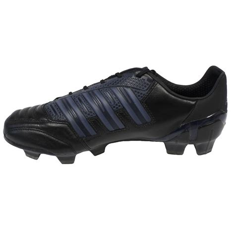 mens black football boots adidas adipower predator mens football boots black