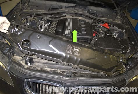 aftermarket engine fans bmw e60 5 series fan replacement 2003 2010