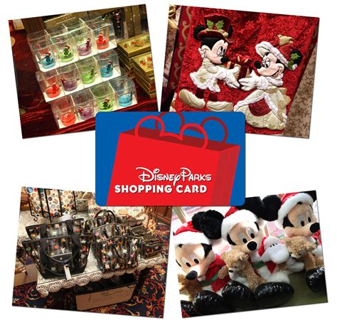 unique gifts for alabama fans enhanced disney parks shopping card makes unique gift for
