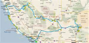 road trip itinerary from san francisco to monterey san