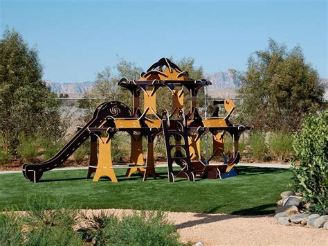 best backyard play structures a magical landscape makeover diy