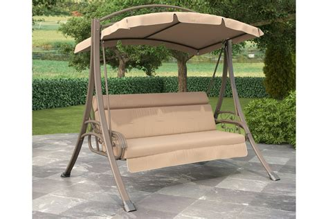 Nantucket Patio Swing Nantucket Patio Swing With Arched Canopy