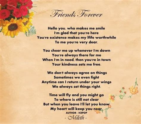 poem for friend poems about friendship friend poem awesome best friend