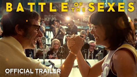 battle of the sexes battle of the sexes official hd trailer 2017