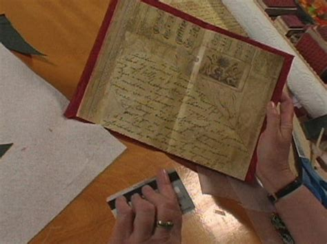 What Makes Up Paper - how to make a faux vintage keepsake book hgtv