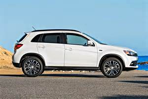 Mitsubishi Outlander Sport Asx 2016 Mitsubishi S Asx Compact Crossover Updated With New