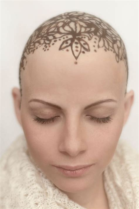 hair tattoo bald hair loss henna crown bald better faster