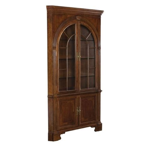 drew cherry grove china cabinet drew cherry grove corner china cabinet 792 860r