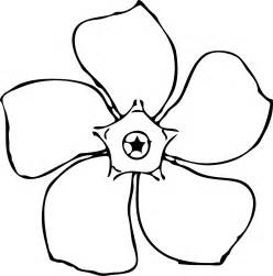 black and white drawings of flowers clipart best