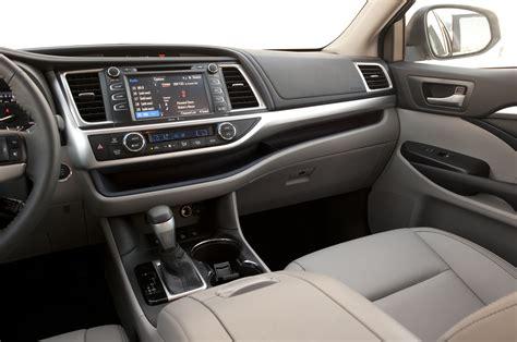 Toyota Highlander 2015 Interior 2015 Toyota Highlander Hybrid Styling Review 2017 2018