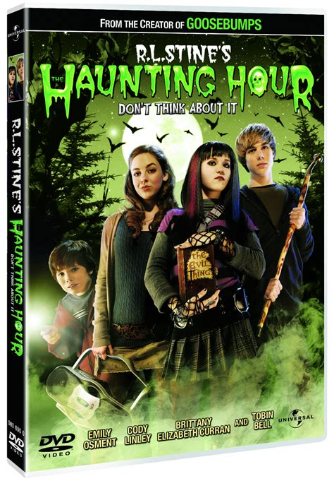 Hunted Nirvana Series 2 Volume 2 r l stine s the haunting hour don t think about it 2007