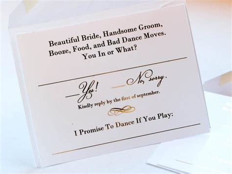 wedding invitation rsvp cards gold foil wedding invitation rsvp cards metallic gold or silver foil printed on card stock
