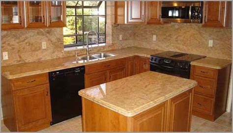 Honey Oak Cabinets What Color Granite by 59 Best Images About Kitchens On Oak Cabinets