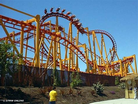 theme park vallejo ca the first former opryland ride to get a new home the