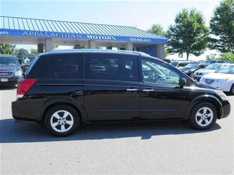 2007 nissan quest 3 5 s 2007 nissan quest 3 5 s for sale in asheville