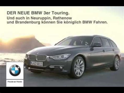 Bmw 3er Werbung by Werbung Auf Der Videowall Am Wez In Wittenberge Der Neuer