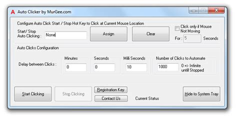 how to use a clicker to a how to use murgee auto clicker