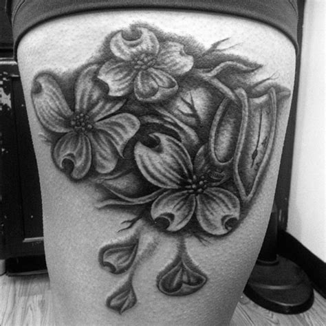 dogwood flower tattoo designs 25 dogwood flower designes for