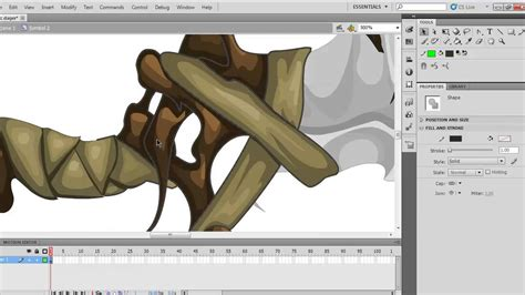 5 Drawing Tools In Adobe Flash by Adobe Flash Pencil Tool Tutorial And Animation Drawing