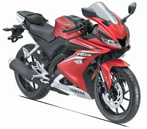 Yamaha All New R15 Matte Black yamaha r15 version 3 all you need to