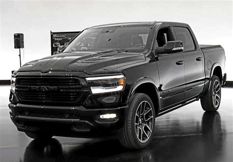 dodge ram  exterior  interior review techweirdo