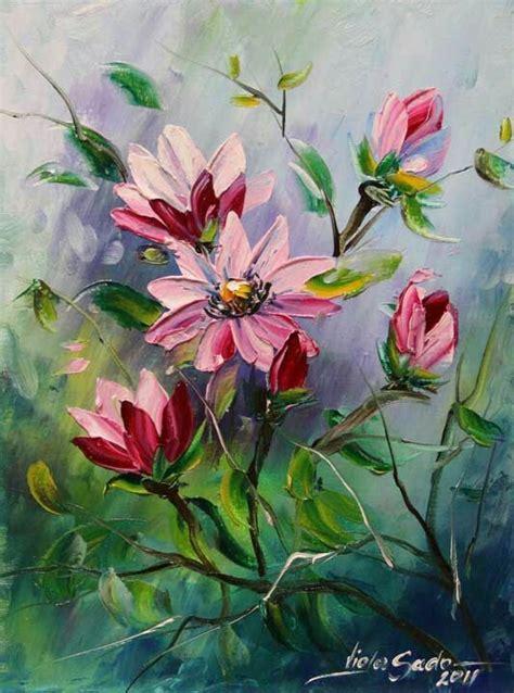 fiori astratti pittura oltre 25 fantastiche idee su dipinti di fiori astratti su