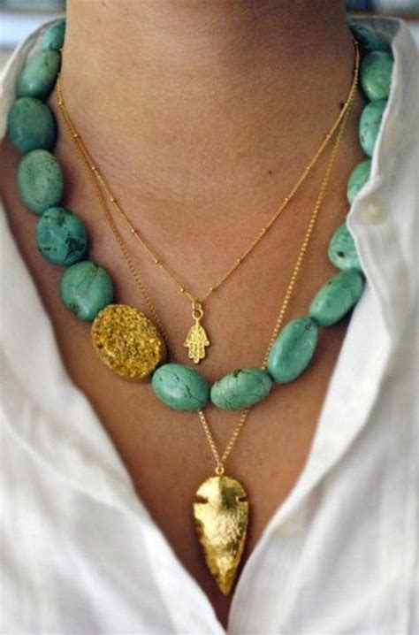 how to make turquoise jewelry turquoise jewelry trend collares