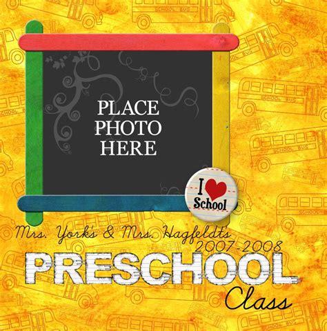 Yearbook Quotes For Preschool Quotesgram Preschool Yearbook Templates